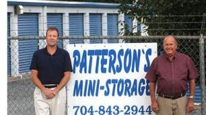 pattersons mini storage