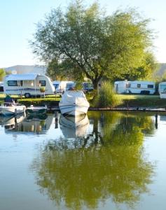 boat camper storage